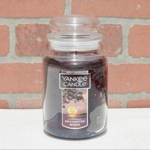 Yankee Candle Enchanted Moon Large Jar Candle